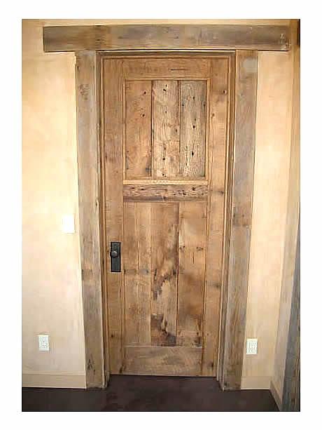 Inner doors cottage style boarded oak internal doors are for Vintage internal doors