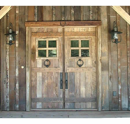 Story Creek Wood Exterior Doors