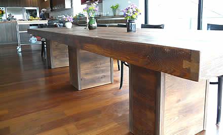 Story Creek Wood Tables